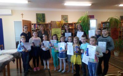 Gminne Eliminacje konkursu Recytatorskiego – Warszawska Syrenka